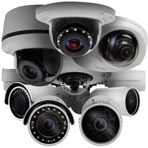 Fixed IP Cameras