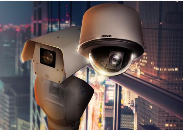 PTZ IP Cameras
